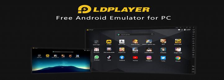 Descargar Emulador Android LDPlayer para pc-min