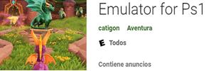 Emulador for Ps1 para pc