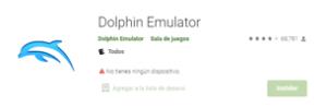 Emulador Emulador Dolphin para android
