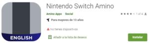 Descargar Emulador Nintendo Switch Amino android