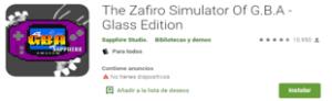 Descargar Emulador The Zafiro para android