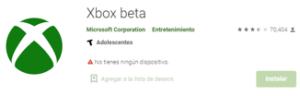 Descargar Emulador Xbox Beta para android