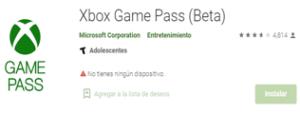 Descargar Emulador Xbox Game Pass (Beta) para android