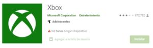 Descargar Emulador Xbox para android